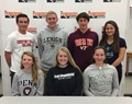 PHS Athletes Announce College Destinations