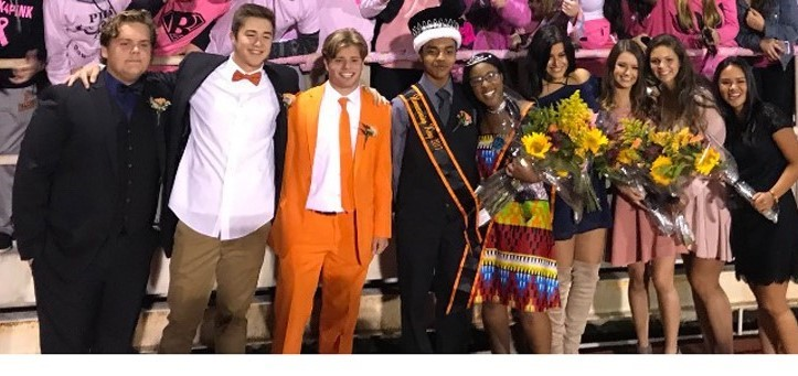 2017 Pennsbury Homecoming Court