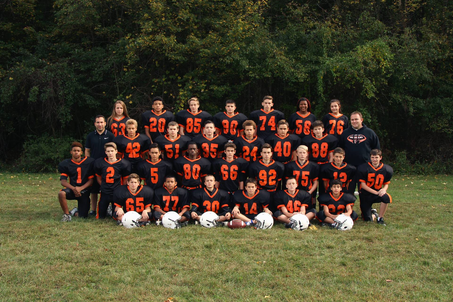 William Penn Football