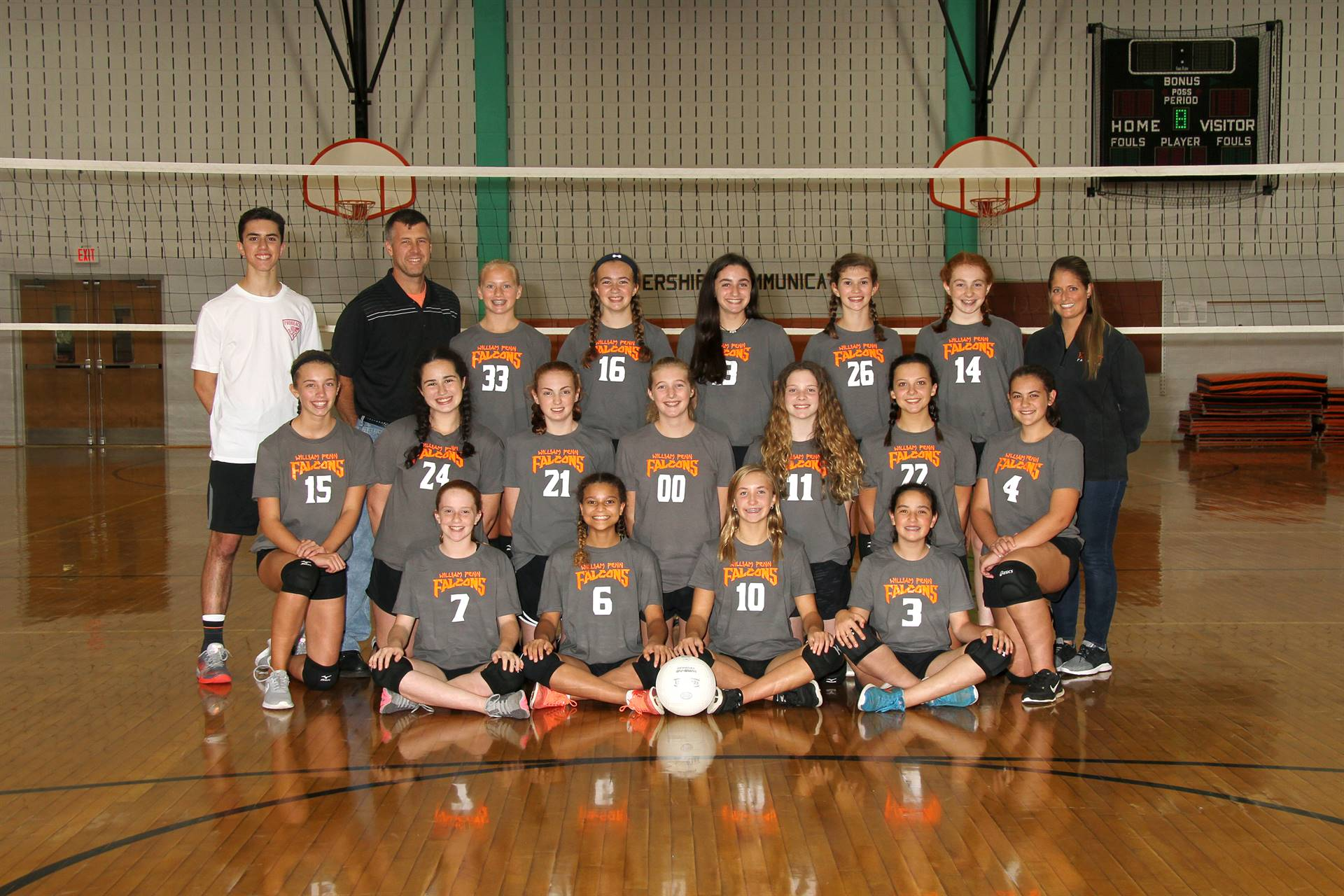 William Penn Volleyball