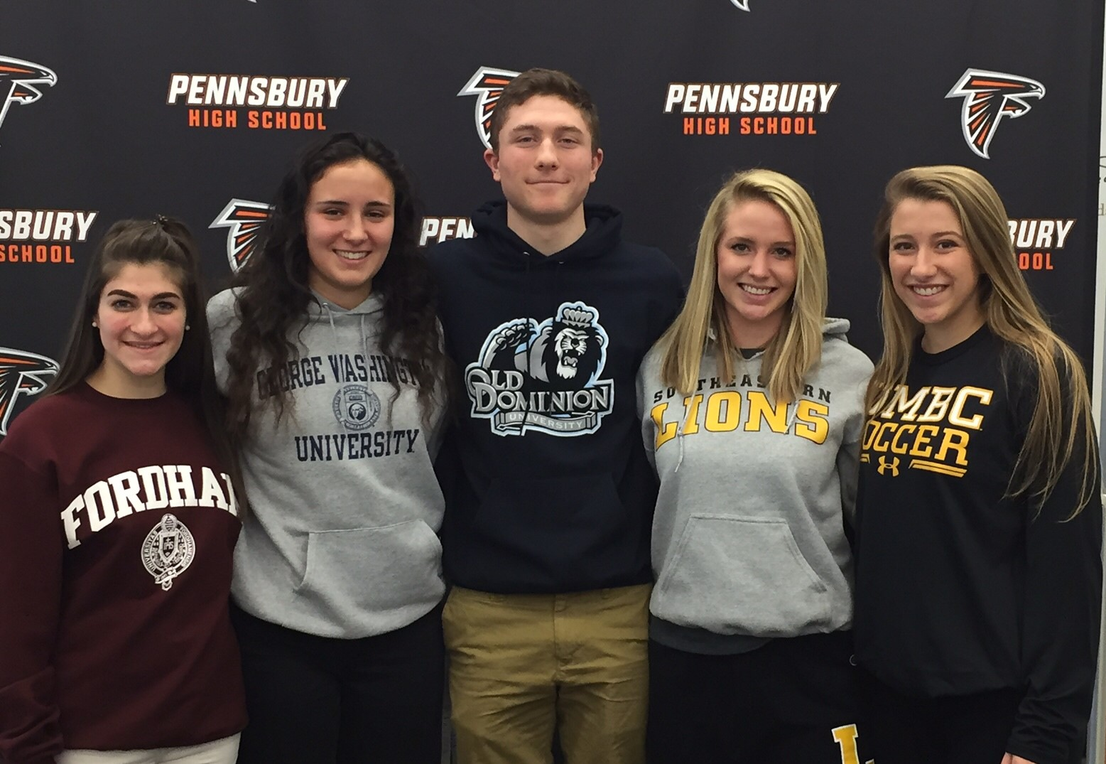 2016-2017 Fall National Signing Day