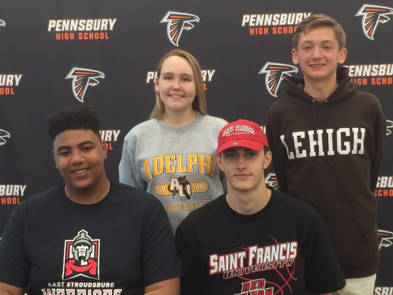 2016-2017 Spring National Signing Day