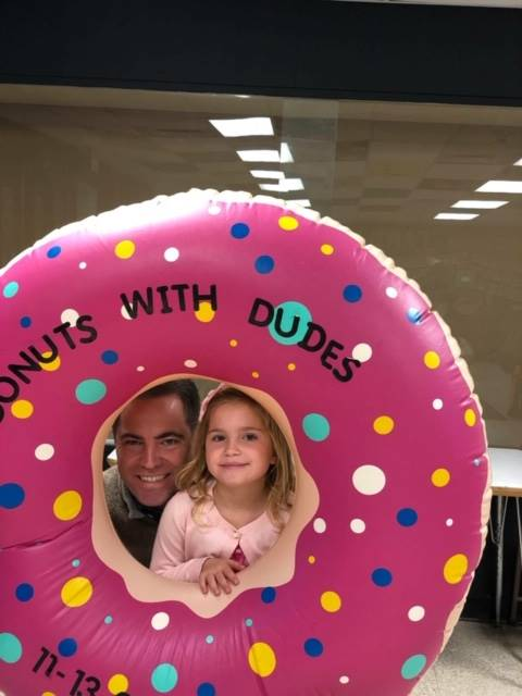 Donuts with Dudes