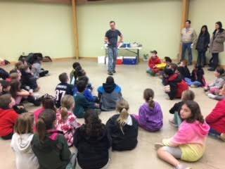 2nd Grade Trip to Churchville Nature Center