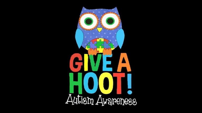"OV Gives a ""HOOT"" for Autism Awareness"