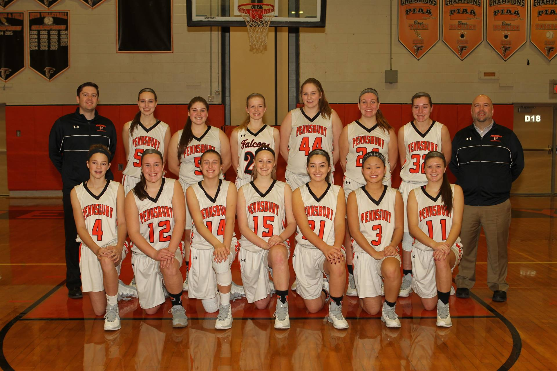 Basketball - Girls - JV