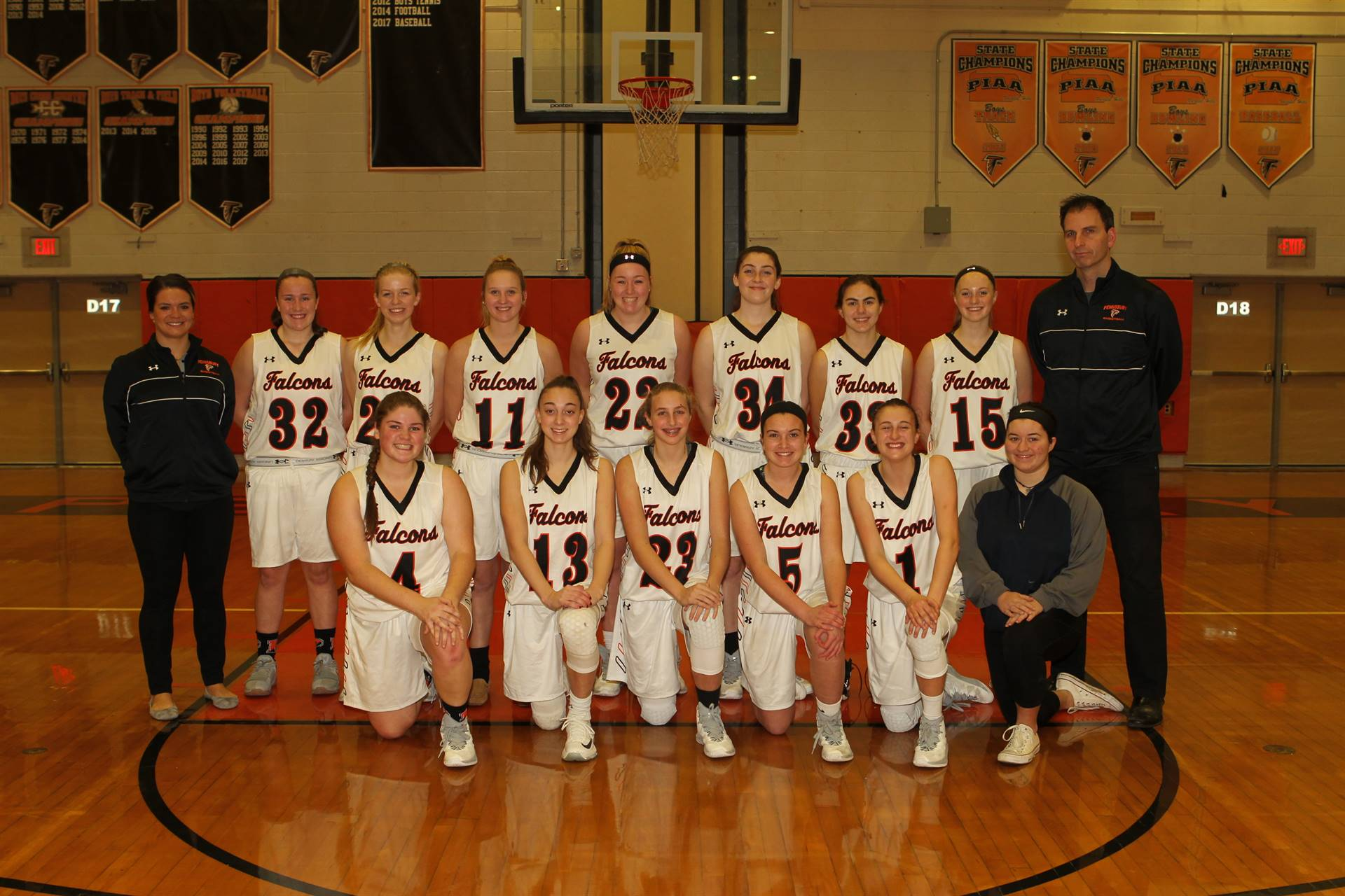 Basketball - Girls - Varsity