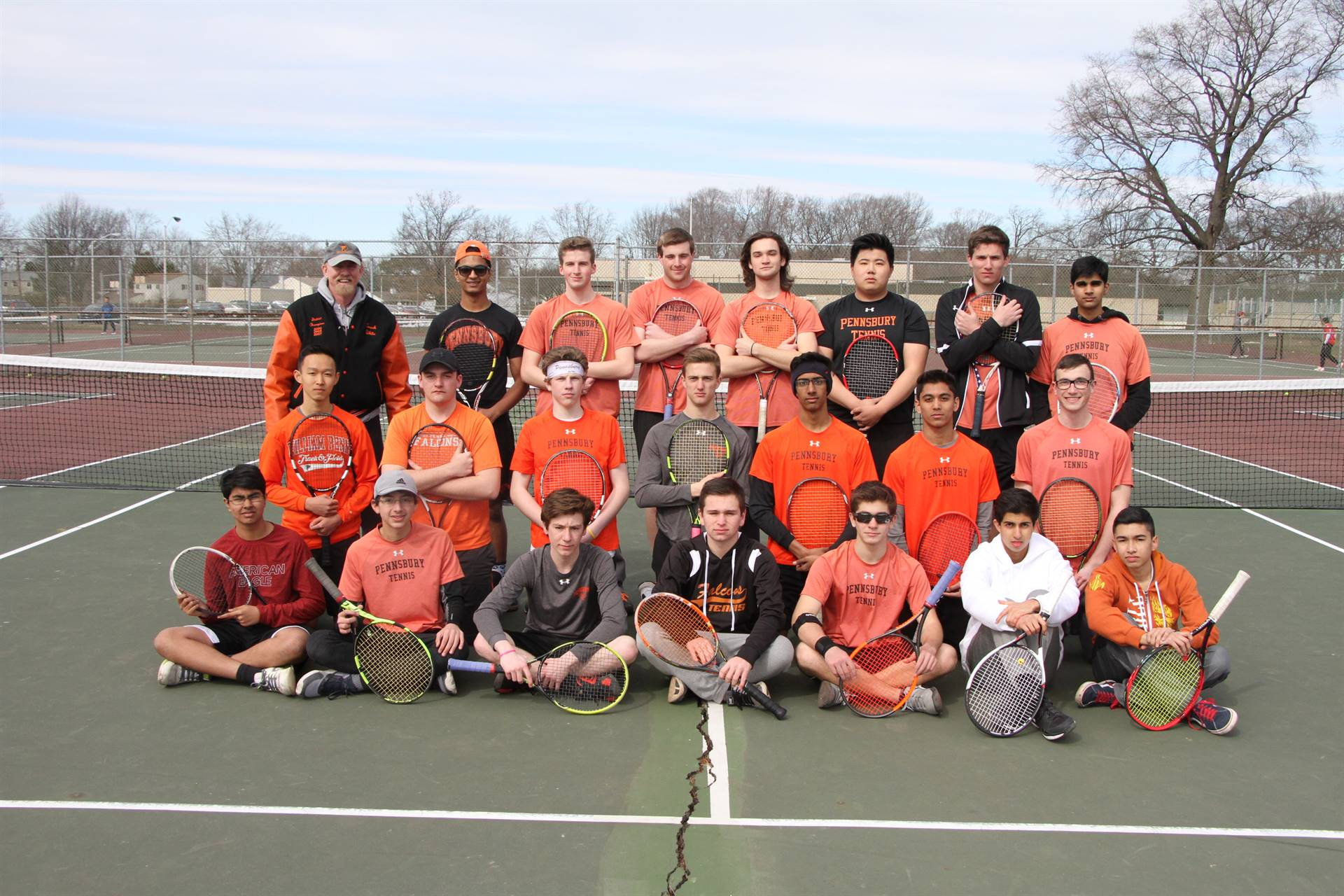 Tennis - Boys - JV