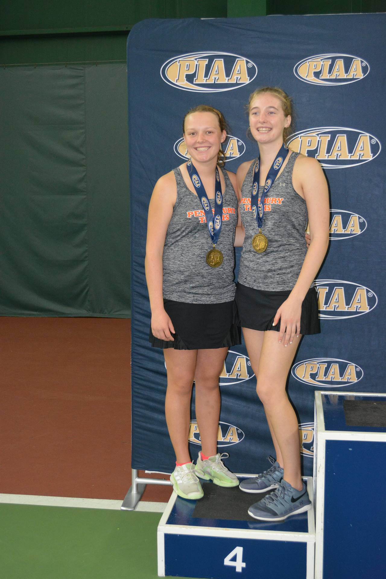 2019 PIAA Tennis Doubles State Champions