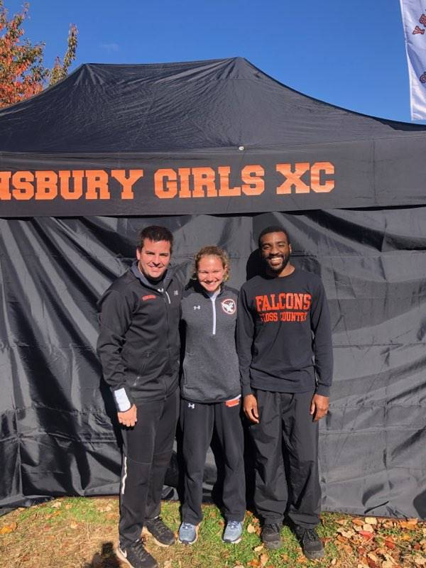 Girls Cross Country represented at the PIAA State championship