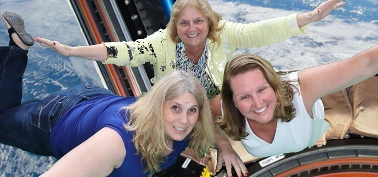 Three Pennsbury staff members attended the ISTE conference in Philadelphia