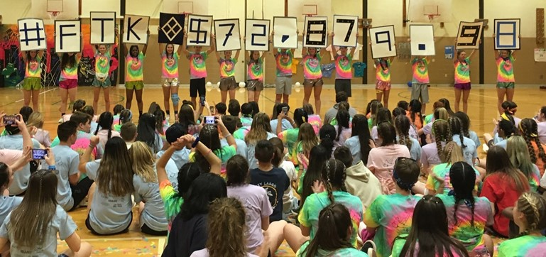 Congratulations to the 2020 PHS MiniTHON team of 70 captains and 173 overall participants, led by faculty advisor, Meaghan Cappelloni, for raising another record-breaking total to support the Four Diamonds Fund!