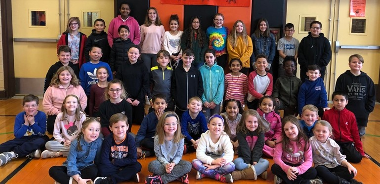 2019-2020 PAW Pride Award - February Recipients
